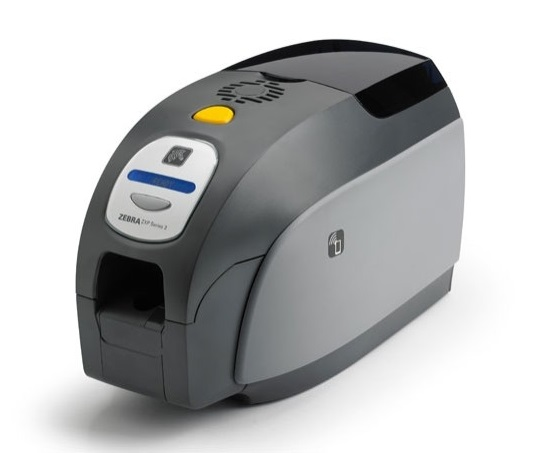 Zebra ZXP3 Single Side Printer, Ethernet/USB, US Cord,Z31-000C0200US00