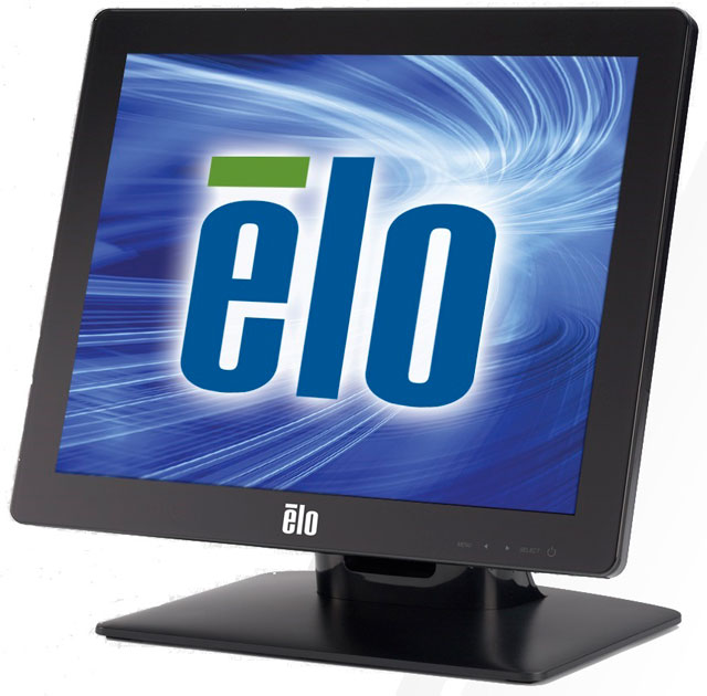 "ELO 1517L 15"" Touch LCD Display, USB Interface, SAW,E829550"