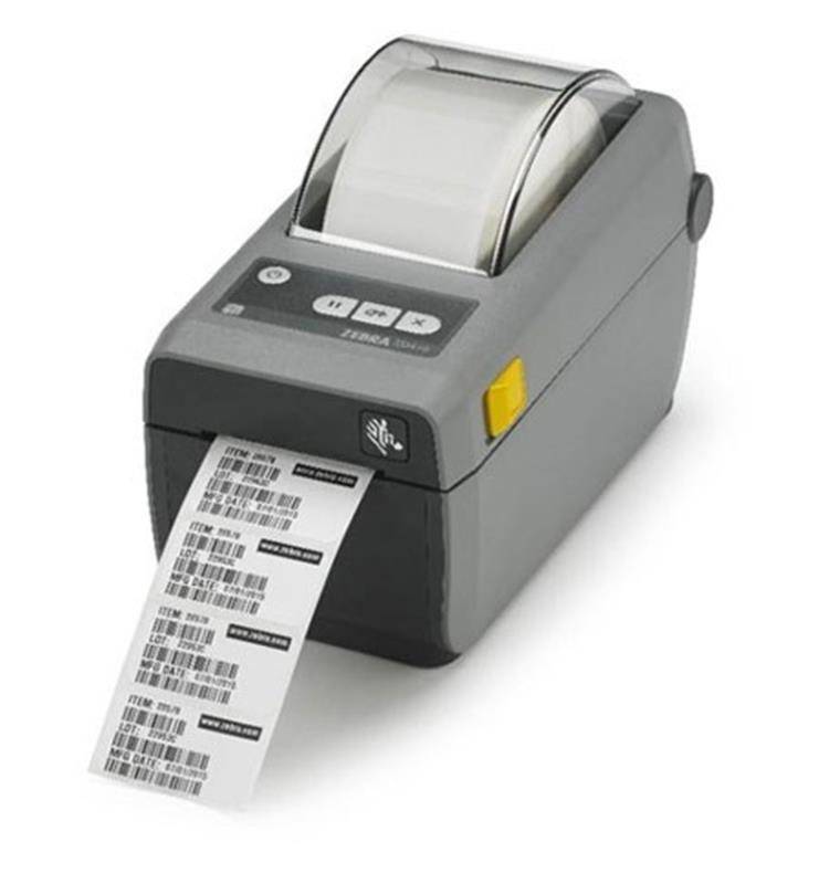 Zebra ZD410 Thermal Barcode Printer, USB & Ethernet,ZD41022-D01E00EZ