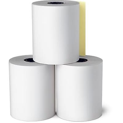 "TM-U220 KitchenReceipt Rolls 3""x100' 2 Ply 50 Pack,SPE-3X3122PB4005"
