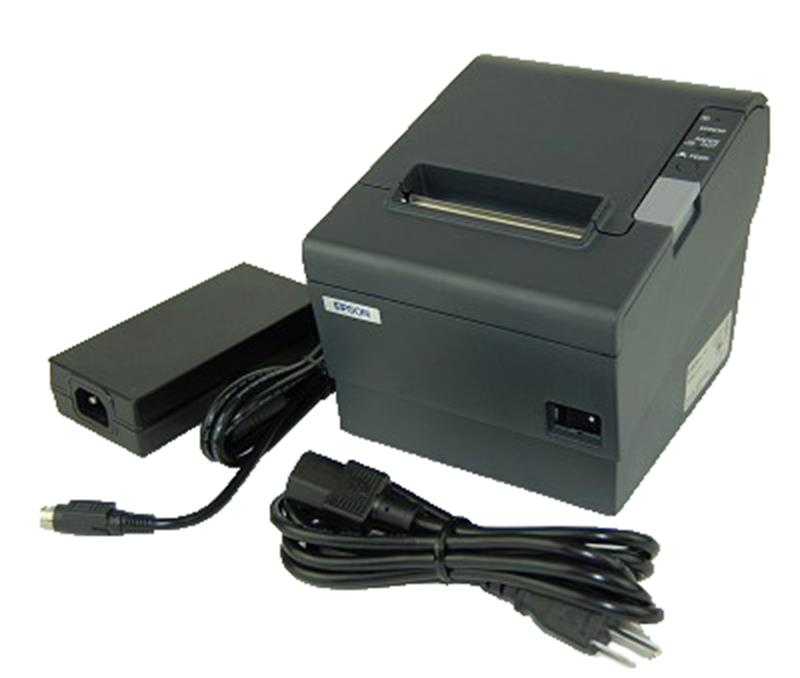 Epson T88VI Receipt Printer USB, Ethernet, Serial, BT, PS,C31CE94061