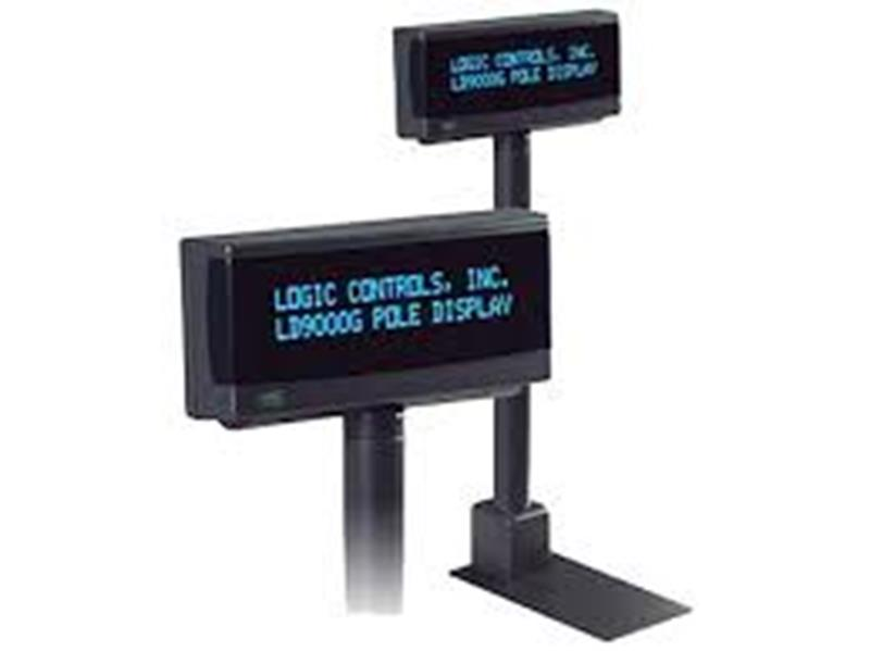Pole Display USB Interface w/OPOS Drivers,LDX9900UP-GY