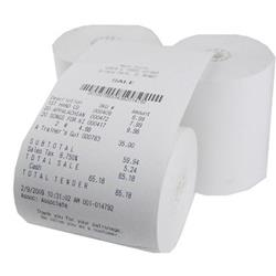 Thermal Receipt Paper - Case of 50 Rolls